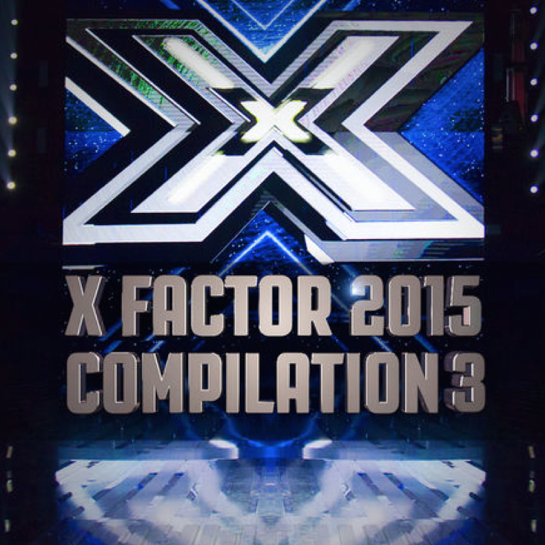x factor 2015 compilation 3