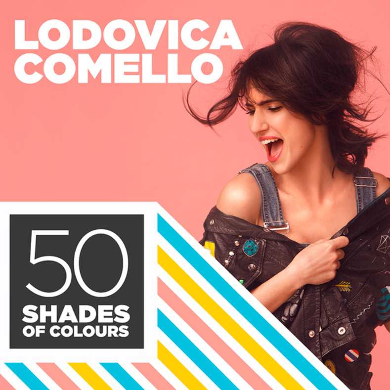 lodovica comello 50 shades of colours
