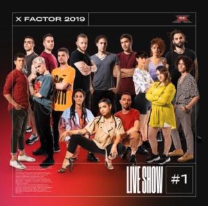 xfactor 2019 live 1